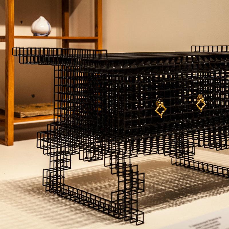Zdjęcie wystawy Galerii Koreańskiej