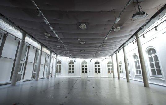 Sala wystawowa / Patio