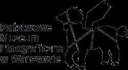 Logotyp Państwowego Muzeum Etnograficznego w Warszawie. Klikając na niego przechodzi się do głównej strony.