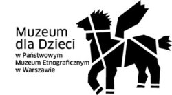 Logotyp Muzeum dla Dzieci w Państwowym Muzeum Etnograficznym w Warszawie