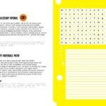 Karta z broszury edukacyjnej do druku