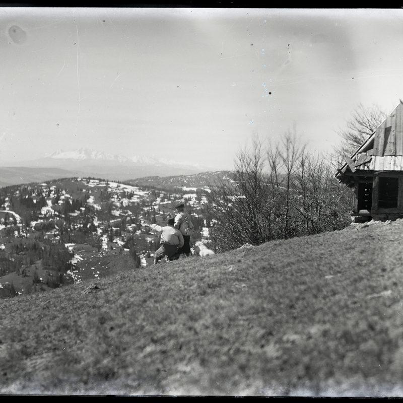 Krajobraz górski z okolic Nowego Sącza_Arch. PME N.4124_2