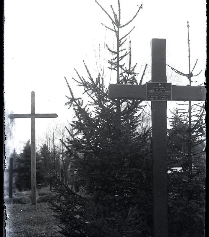 Krzyże pamiątkowe w okolicach Nowego Sącza_Arch. PME N.4053_2