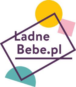 Logo Ładne Bebe.pl