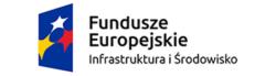 Logotyp Infrastruktury i Środowiska w ramach Funduszu Europejskiego