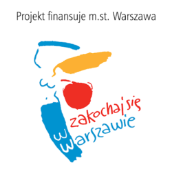 logotyp Miasta Stołecznego Warszawy