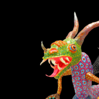 Alebrijes: Mexico Made in Poland
