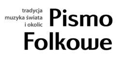 Logotyp pisma folkowego