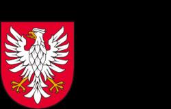 Logotyp Marszałka Województwa Mazowieckiego